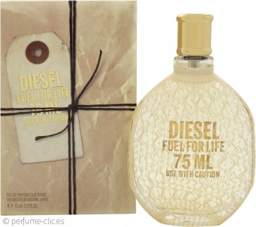 Diesel Fuel For Life Eau de Parfum 75ml Vaporizador