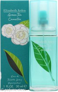 Elizabeth Arden Green Tea Camellia Eau de Toilette 30ml Vaporizador