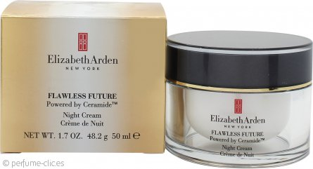 Elizabeth Arden Flawless Future Powered by Ceramide Crema Nocturna 50ml