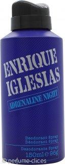 Enrique Iglesias Adrenaline Desodorante Vaporizador Nocturno 150ml