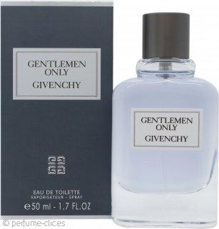 Givenchy Gentlemen Only Eau de Toilette 50ml Vaporizador