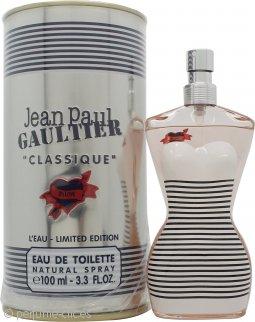 Jean Paul Gaultier Classique In Love Eau de Toilette 100ml Vaporizador