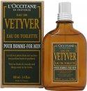 L'Occitane Eau De Vetyver Eau De Toilette 100ml Vaporizador