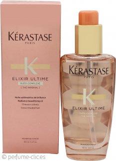 Kérastase's Elixir Ultime Aceite Belleza Radiante 100ml - Para Cabellos Teñidos