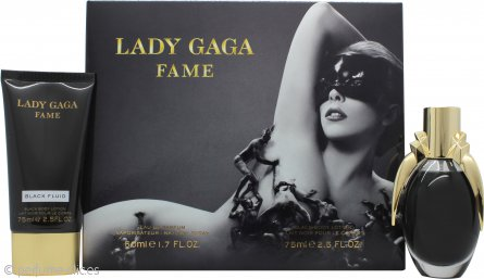 Lady Gaga Fame Set de Regalo 50ml EDP + 75ml Loción Corporal