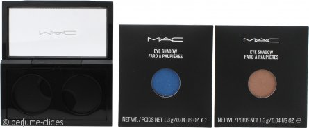 MAC Pro Palette Pro Colour Eyeshadow Set 2 x 1.3g Recambio - All That Glitters + Fresh Water