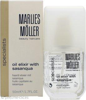 Marlies Möller Essential - Care Aceite Elixir con Aceite Cabello Sasanqua 50ml