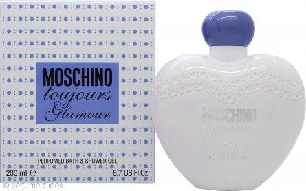 Moschino Toujours Glamour Gel de Baño y Ducha 200ml