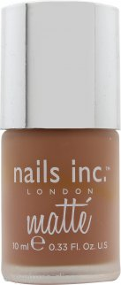 Nails Inc. Esmalte de Uñas Heathrow Matte