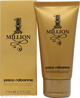 Paco Rabanne 1 Million Bálsamo Aftershave 75ml