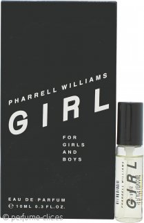 Pharrell Williams Girl Eau de Parfum 10ml Vaporizador