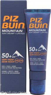 Piz Buin Mountain Crema Solar Pintalabios FPS 50 20ml