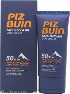 Piz Buin Mountian Crema Solar FPS 50 50ml