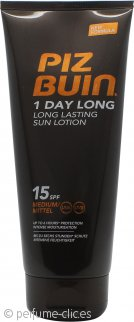 Piz Buin 1 Day Long Loción 200ml SPF 15