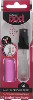 perfumepod Refillable Perfume Atomizer Atomizador 5ml - Hot Pink