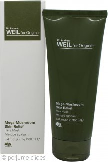 Origins Dr. Andrew Weil for Origins Mega-Mushroom Máscara Facial Alivio Piel 100ml
