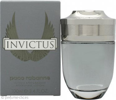 Paco Rabanne Invictus Loción Aftershave 100ml Splash