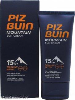 Piz Buin Mountian Crema Solar FPS 15 50ml