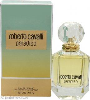 Roberto Cavalli Paradiso Eau de Parfum 75ml Vaporizador