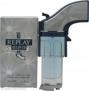 Replay Relover Eau de Toilette 50ml Vaporizador