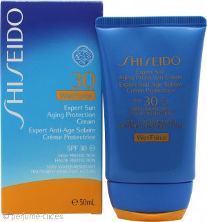 Shiseido Expert Sun Crema Protección Edad 50ml - SPF30