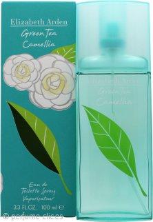 Elizabeth Arden Green Tea Camellia Eau de Toilette 100ml Vaporizador