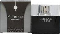 Guerlain Homme Eau de Parfum Intense 50ml Vaporizador