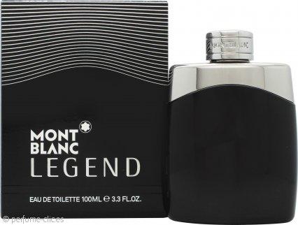 Mont Blanc Legend Eau de Toilette 100ml Vaporizador