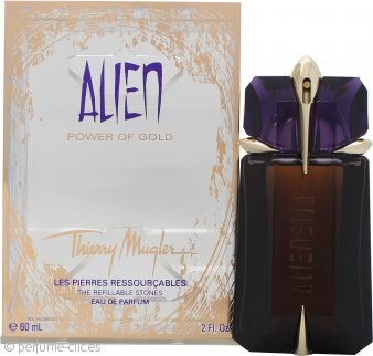 Thierry Mugler Alien Power of Gold Eau de Parfum 60ml Vaporizador - Rellenable