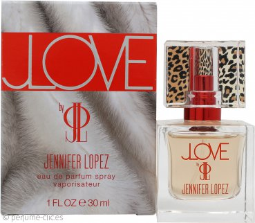 Jennifer Lopez JLove Eau De Parfum 30ml Vaporizador