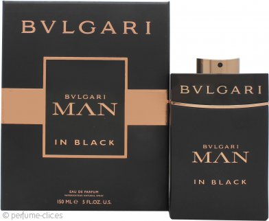 Bvlgari Man In Black Eau de Parfum 150ml Vaporizador
