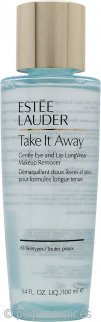 Estee Lauder Take it Away Desmaquillante de Ojos y Labios de Larga Duración Suave 100ml