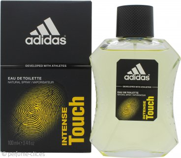 Adidas Intense Touch Eau de Toilette 100ml Vaporizador