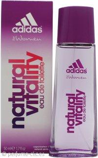 Adidas Adidas Natural Vitality Eau de Toilette 50ml Vaporizador