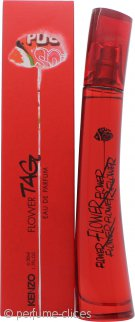 Kenzo Flower Tag Eau de Parfum For Woman 50ml Vaporizador