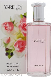 Yardley English Rose Eau de Toilette 125ml Vaporizador