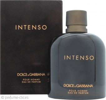 Dolce & Gabbana Pour Homme Intenso Eau de Parfum 200ml Vaporizador