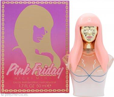 Nicki Minaj Pink Friday Eau de Parfum 50ml Vaporizador