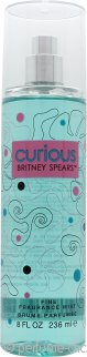 Britney Spears Curious Fine Rocío Perfume 236ml Vaporizador