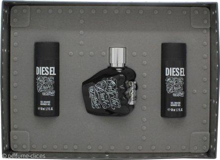 Diesel Only the Brave Tattoo Set de Regalo 75ml EDT + 50ml Gel de ducha + 100ml Gel de ducha