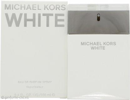 Michael Kors Michael Kors White Eau de Parfum 100ml Vaporizador