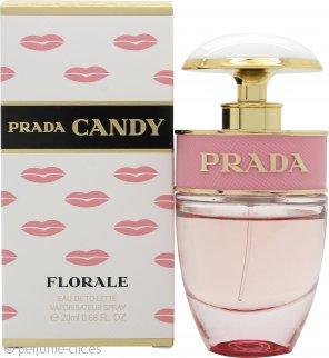 Prada Prada Candy Florale Kiss Eau de Toilette 20ml Vaporizador