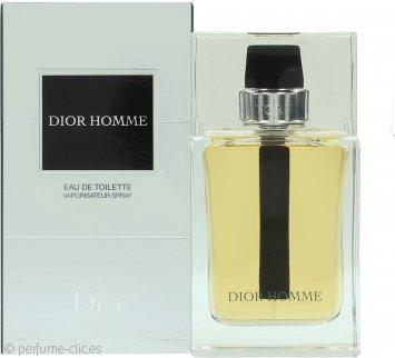 Christian Dior Dior Homme Eau De Toilette 100ml Vaporizador