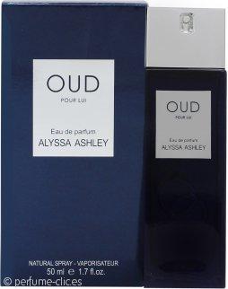Alyssa Ashley Oud pour Lui Eau de Parfum 50ml Vaporizador