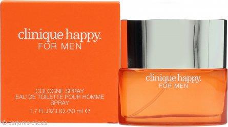 Clinique Happy Cologne Spray Eau de Toilette 50ml Vaporizador