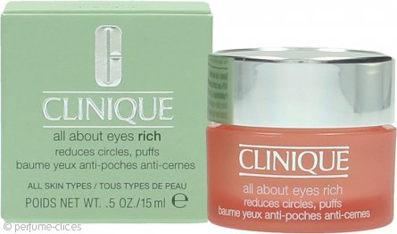 Clinique All About Eyes Rich Crema de Ojos 15ml