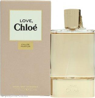 Chloé Love, Chloé Eau de Parfum 50ml Vaporizador