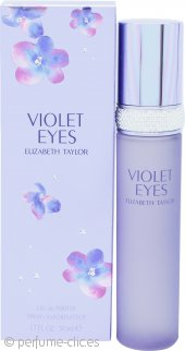 Elizabeth Taylor Violet Eyes Eau de Parfum 50ml Vaporizador