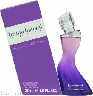 Bruno Banani Magic Woman Eau De Toilette 30ml Vaporizador