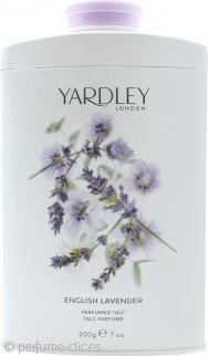 Yardley English Lavender Talco Perfumado 200g